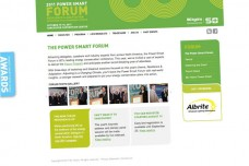 BC Hydro Power Smart Forum website
