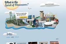 What is the Spirit of Vancouver? Photo submission site developed in Drupal